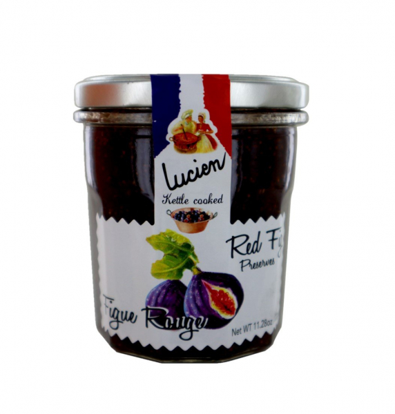 Lucien Georgelin LUCIEN GEORGELIN RED FIG PRESERVES 320G